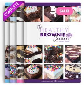 Complete BakeToBeFit Cookbook eBundle