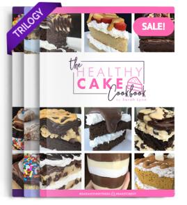 The Brownie, Cake & Cookie Cookbook eBundle