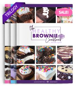 The Brownie, Cake & Donut Cookbook eBundle