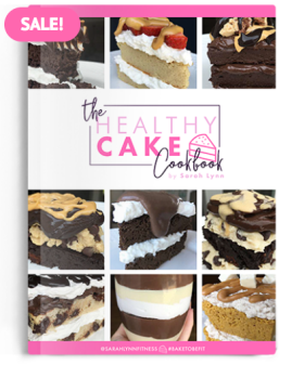 The Healthy Cake Cookbook