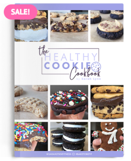 The Healthy Cookie Cookbook